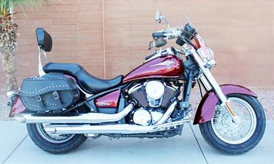 Used 2009 Kawasaki Vulcan 900 Classic LT
