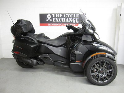 Used 2016 Can-Am Spyder® RT-S SE6