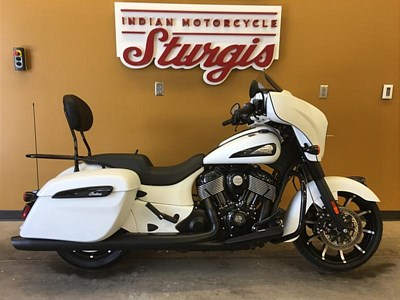 Used 2019 Indian® Chieftain® Dark Horse®