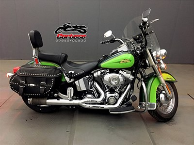 Used 2007 Harley-Davidson® Heritage Softail® Classic Patriot Special Edition