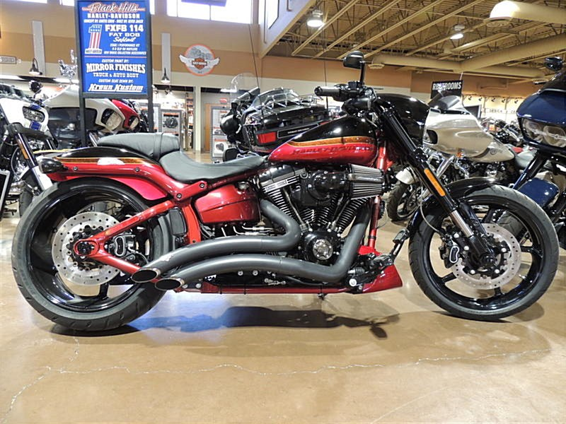 Photo of a 2017 Harley-Davidson® FXSE CVO™ Pro Street Breakout®