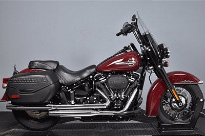 Used 2020 Harley-Davidson® Softail® Heritage Classic 114