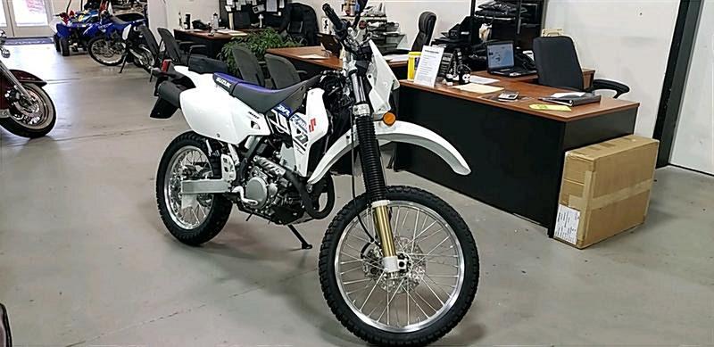 Photo of a 2019 Suzuki DR-Z400SM