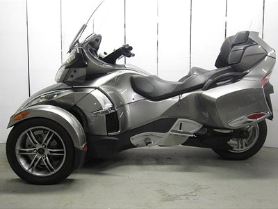 Used 2012 Can-Am Spyder RT-S SE5