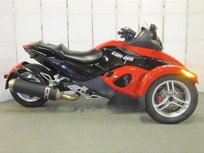 Spyder Motorcycle For Sale >> Spyder Roadster