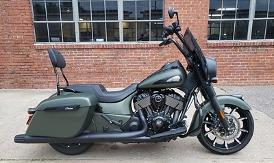 Used 2021 Indian® Motorcycle Springfield Dark Horse