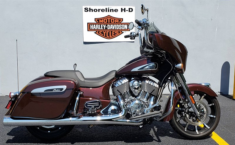 Photo of a 2019 Indian® Motorcycle  Chieftain® Limited
