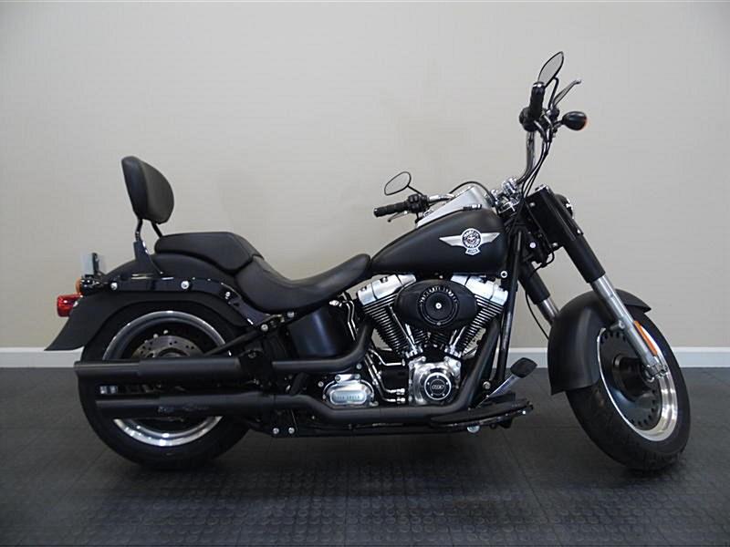 Photo of a 2012 Harley-Davidson® FLSTFB Softail® Fat Boy® Lo