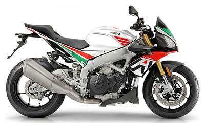 New 2020 Aprilia Tuono V4 1100 RR Misano