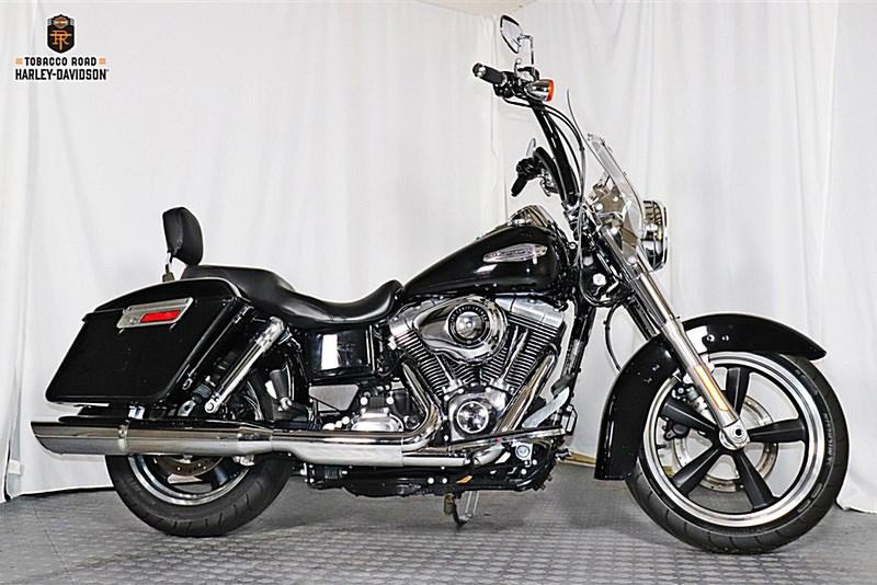 Photo of a 2015 Harley-Davidson® FLD Dyna® Switchback™