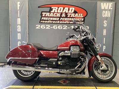 Used 2015 Moto Guzzi California 1400 Touring ABS