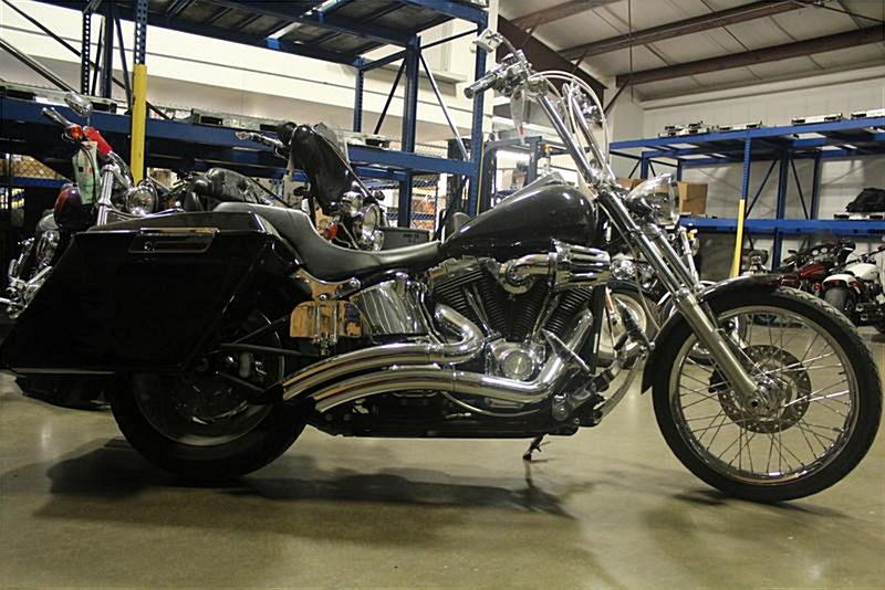 Photo of a 2008 Harley-Davidson® FXSTC Softail® Custom
