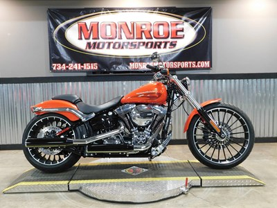 Used 2017 Harley-Davidson® Softail® Breakout™