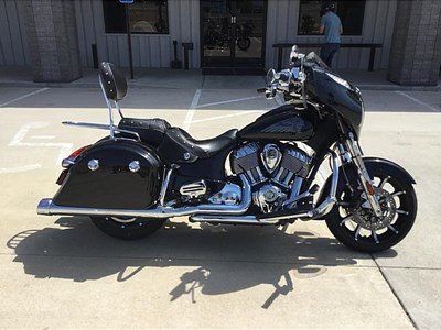 Used 2017 Indian® Chieftain® Limited