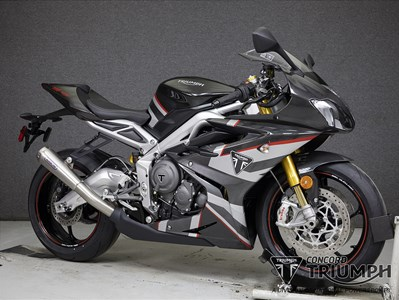 Used 2020 Triumph Daytona Moto2 765 Limited Edition