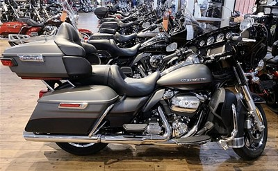 Used 2018 Harley-Davidson® Ultra® Limited