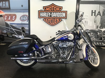 Used 2014 Harley-Davidson® CVO™ Softail® Deluxe