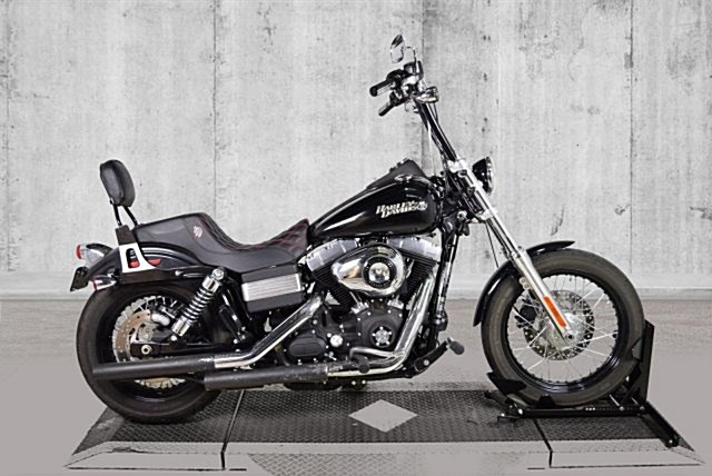 Photo of a 2011 Harley-Davidson® FXDB Dyna® Street Bob®