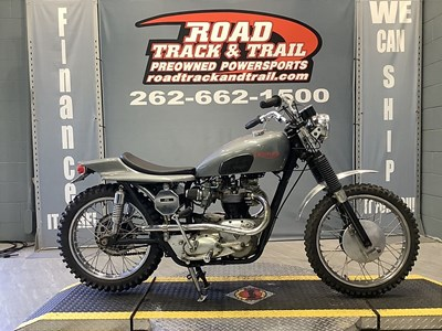 Used 1965 Triumph Trophy 650
