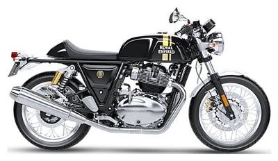 New 2020 Royal Enfield Continental GT 650