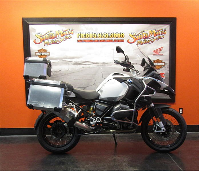 Photo of a 2014 BMW R1200GS ABS Adventure