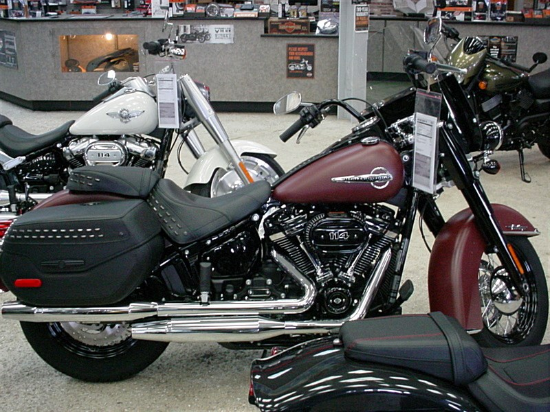 Harley Davidson In Myrtle Beach South Carolina