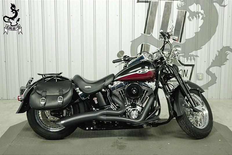 Photo of a 2005 Harley-Davidson® FLSTSC/I Softail® Springer® Classic