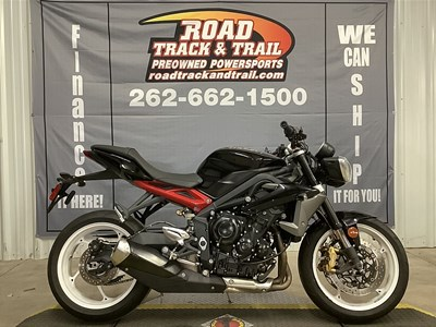 Used 2013 Triumph Street Triple ABS