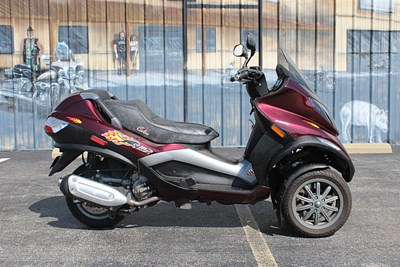Used 2007 Piaggio MP3 250