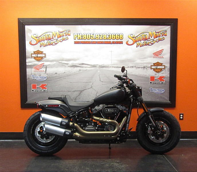 Photo of a 2018 Harley-Davidson® FXFBS Softail® Fat Bob® 114