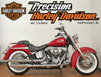 2009 and Newer Used Harley-Davidson® Softail Deluxe near East ...