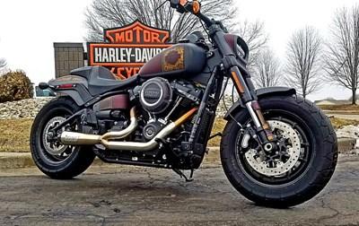 Used 2018 Harley-Davidson® Softail® Fat Bob®