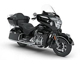 New 2018 Indian® Roadmaster®