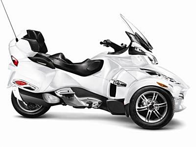 Used 2011 Can-Am Spyder RT Limited SE5