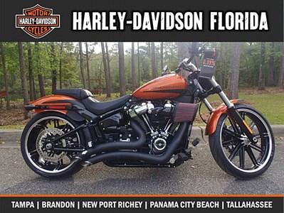 New 2019 Harley-Davidson® Softail® Breakout® 114