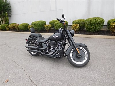 Used 2017 Harley-Davidson® Softail® Fat Boy® S