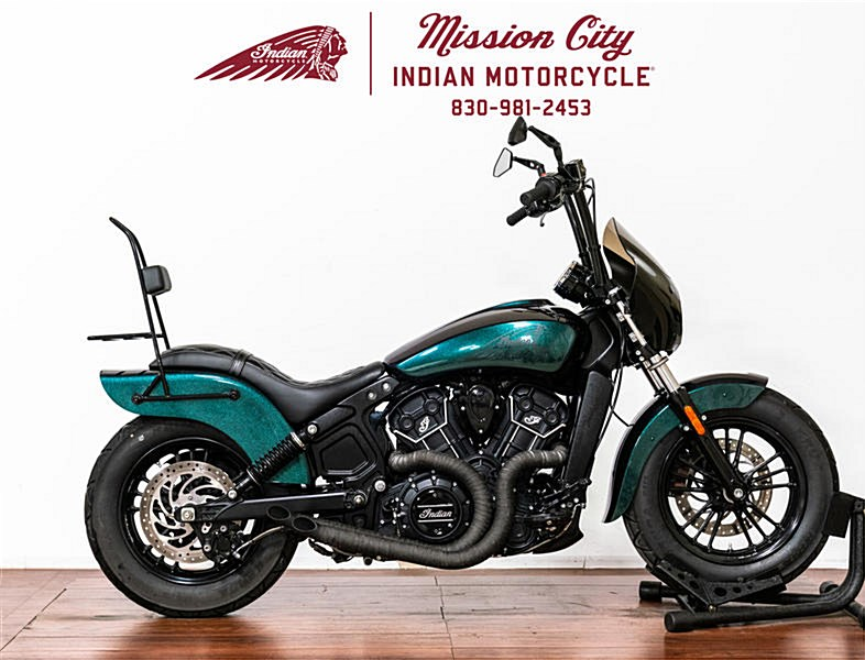 Photo of a 2016 Indian®  Scout Sixty