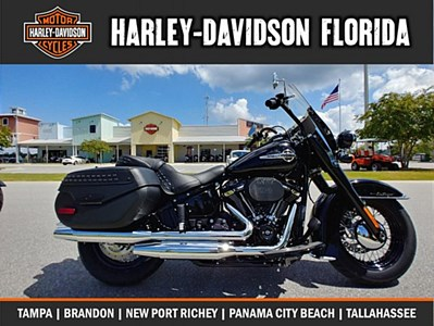 New 2019 Harley-Davidson® Softail® Heritage Classic 114
