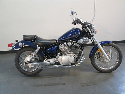 Used 2013 Yamaha V-Star 250
