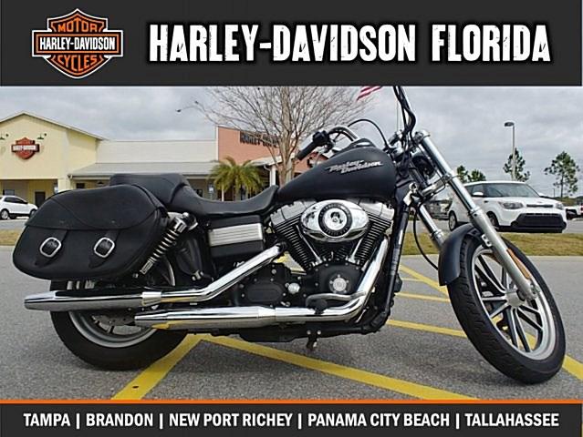 Photo of a 2007 Harley-Davidson® FXDB Dyna® Street Bob®