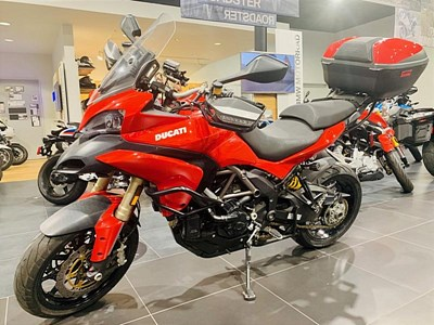 Used 2010 Ducati Multistrada 1200