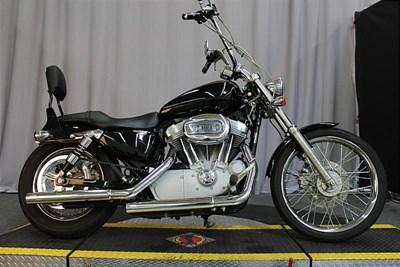 Used 2007 Harley-Davidson® Sportster® 883 Custom
