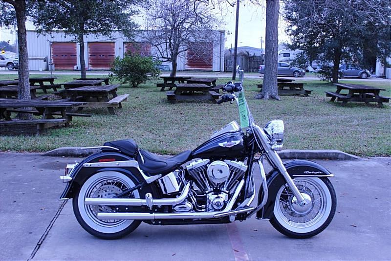 Photo of a 2014 Harley-Davidson® FLSTN Softail® Deluxe