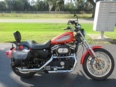 Used 2002 Harley-Davidson® Sportster® 883 Roadster