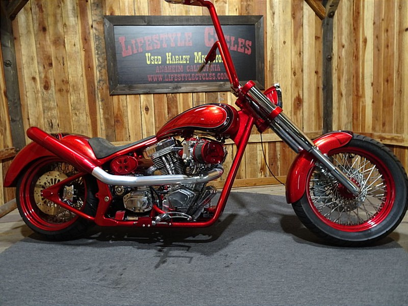 Photo of a 2003 American IronHorse  Outlaw