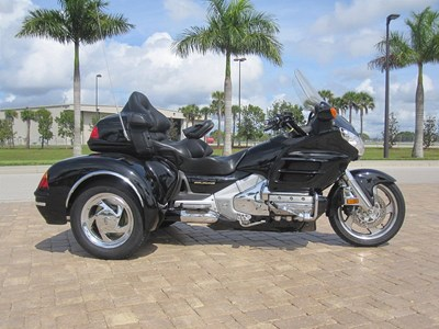 Used 2003 Honda® Custom Trike