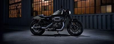 New 2018 Harley-Davidson® Sportster® Roadster™
