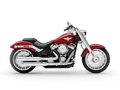 New 2019 Harley-Davidson® Softail® Fat Boy®