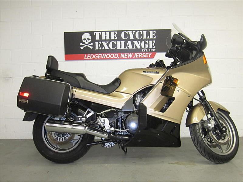 Photo of a 2005 Kawasaki ZG1000-A20 Concours