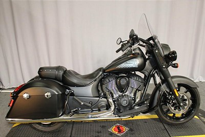 Used 2018 Indian® Springfield® Dark Horse®